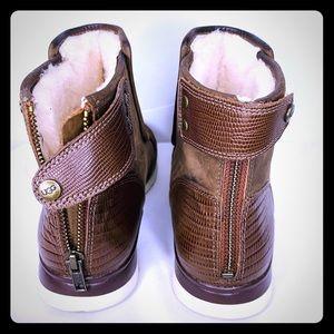UGG booties in Brown